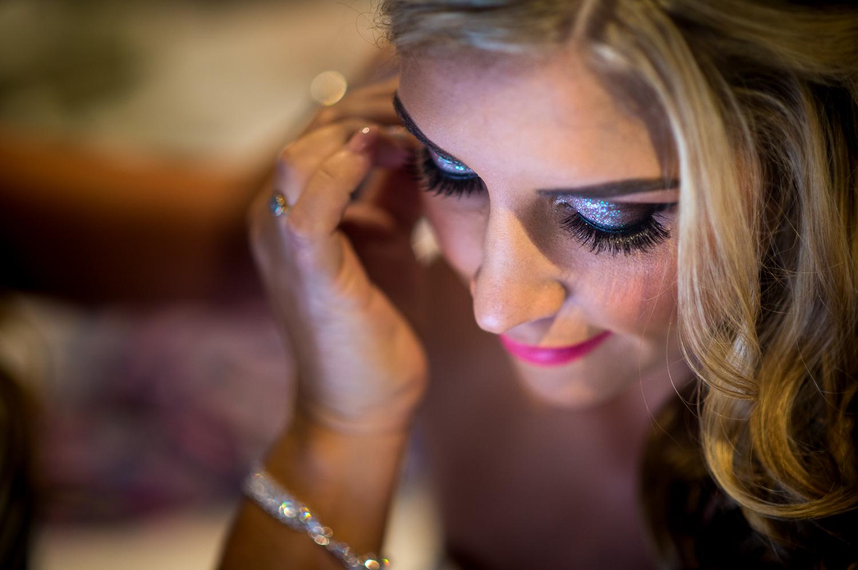 Eaves Hall Wedding Photography -106
