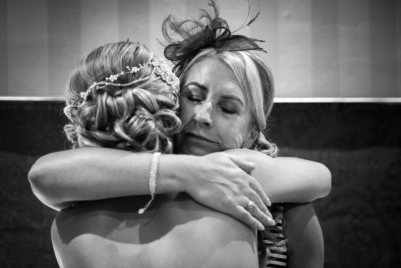 Eaves Hall Wedding Photography -107