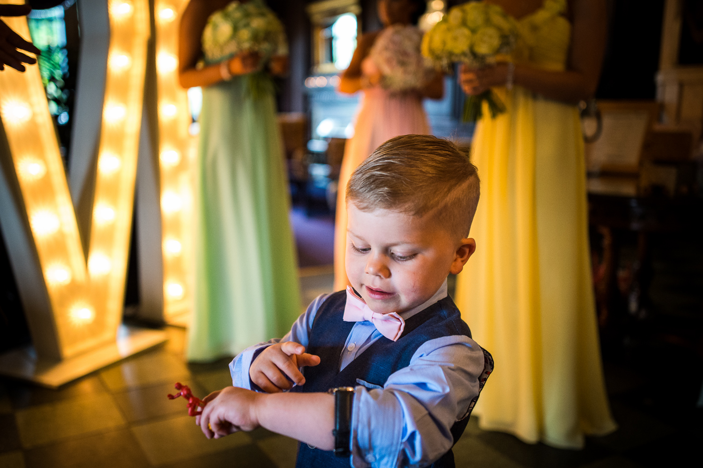 Eaves Hall Wedding Photography -113