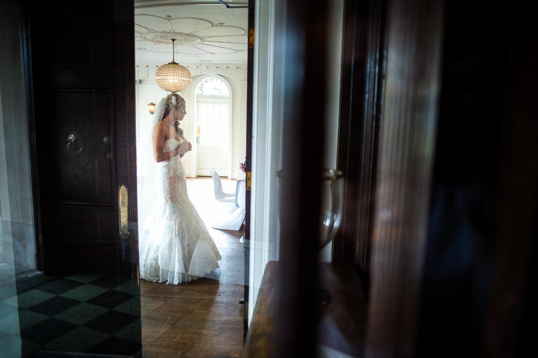 Eaves Hall Wedding Photography -114