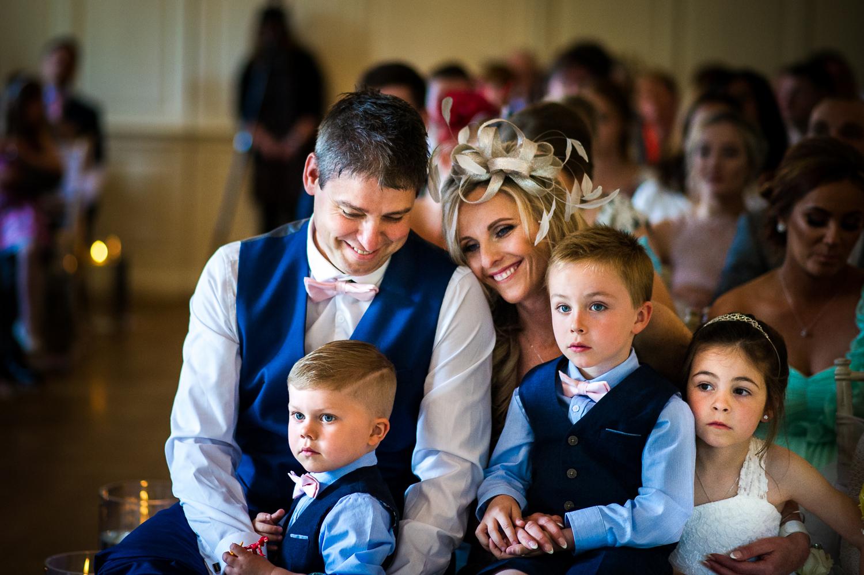 Eaves Hall Wedding Photography -115