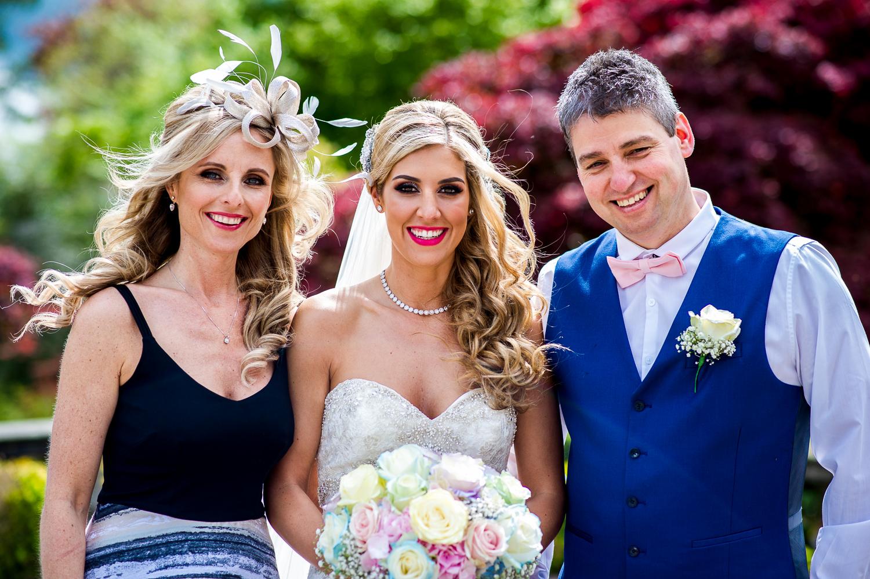 Eaves Hall Wedding Photography -128