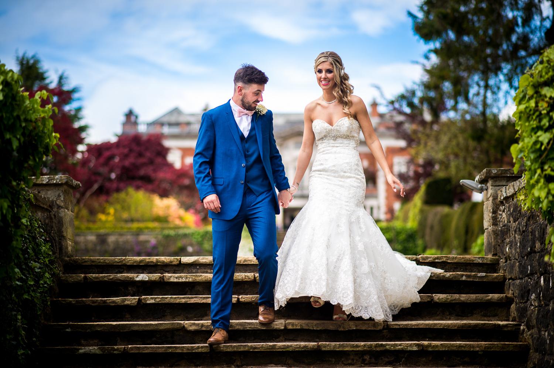 Eaves Hall Wedding Photography -130