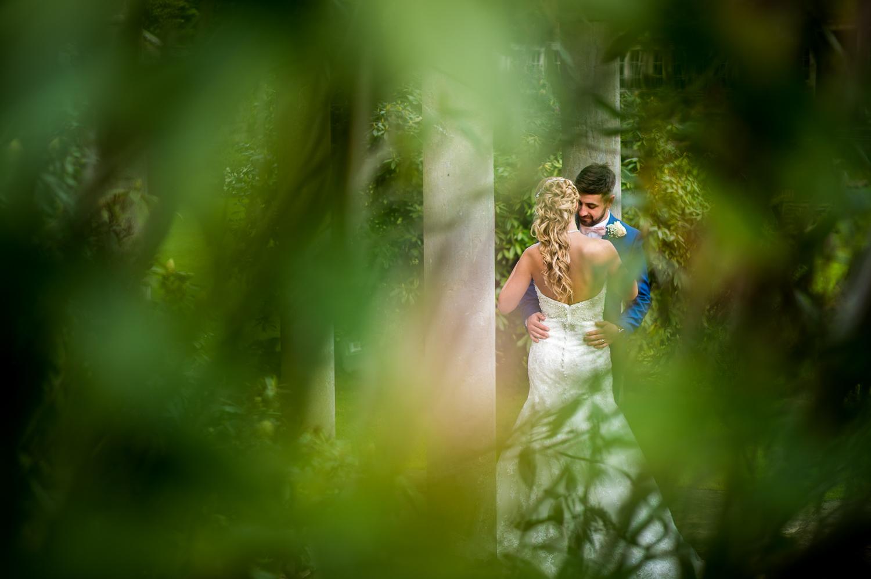 Eaves Hall Wedding Photography -133