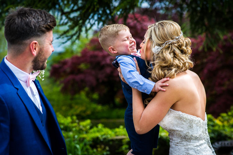Eaves Hall Wedding Photography -135