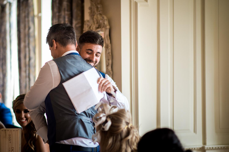 Eaves Hall Wedding Photography -145