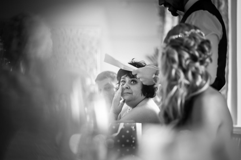 Eaves Hall Wedding Photography -146