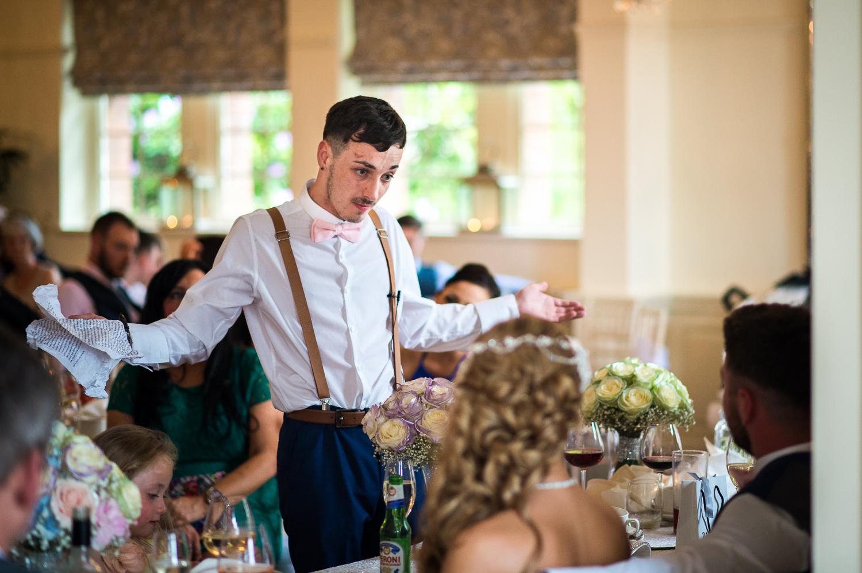 Eaves Hall Wedding Photography -151