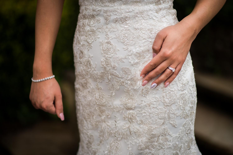 Eaves Hall Wedding Photography -154