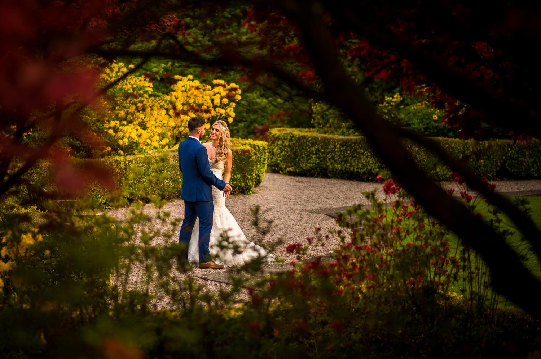 Eaves Hall Wedding Photography -155