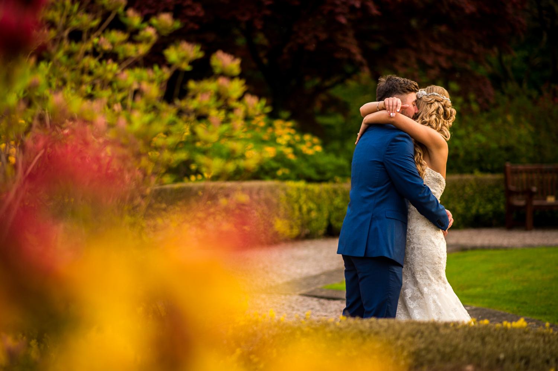 Eaves Hall Wedding Photography -156
