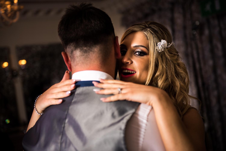 Eaves Hall Wedding Photography -160