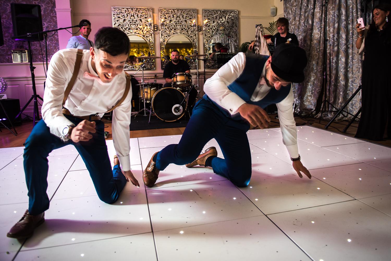 Eaves Hall Wedding Photography -162