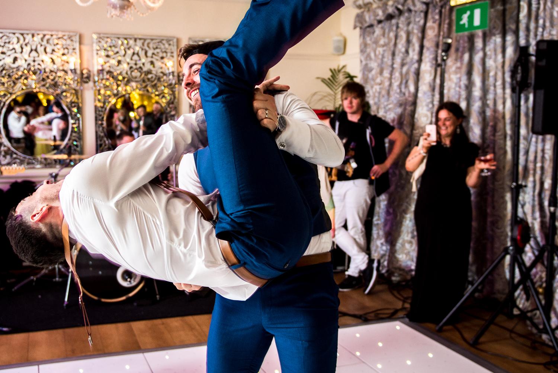 Eaves Hall Wedding Photography -165