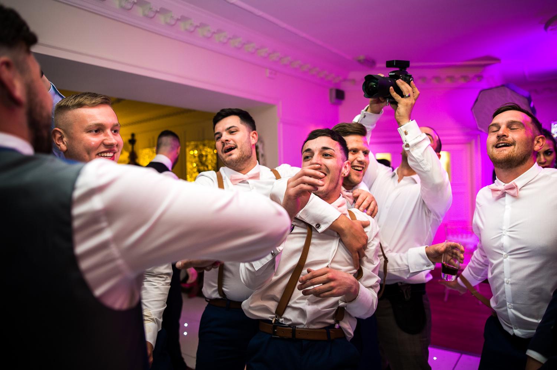 Eaves Hall Wedding Photography -168