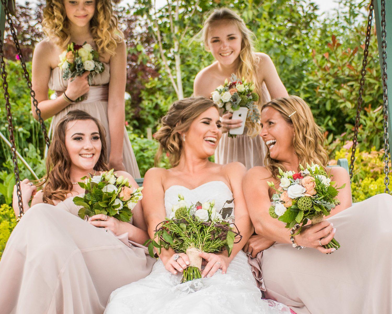 Floral Media Wedding Photography