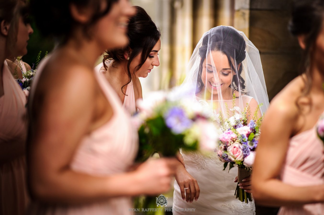 Photograph taken by Manchester wedding photographer Ryan Rafferty