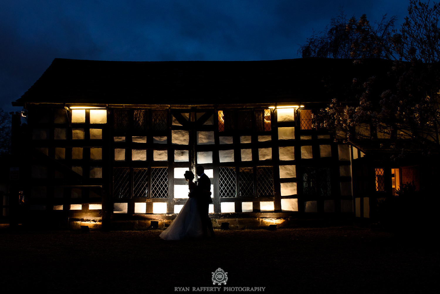 Tudor Hall Wedding Photography