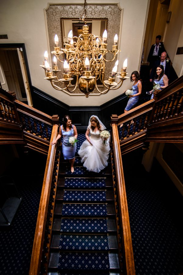 bride-headed-to-altar-dunkenhalgh-hotel