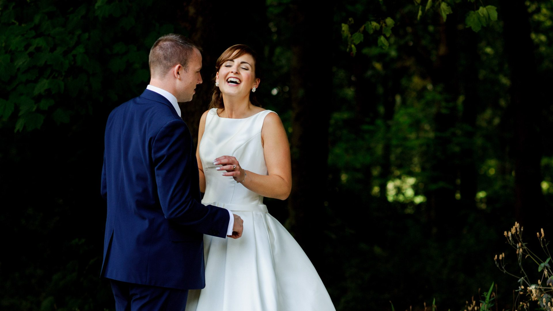 Full Wedding - Laura & Dean, Rivington Hall Barn